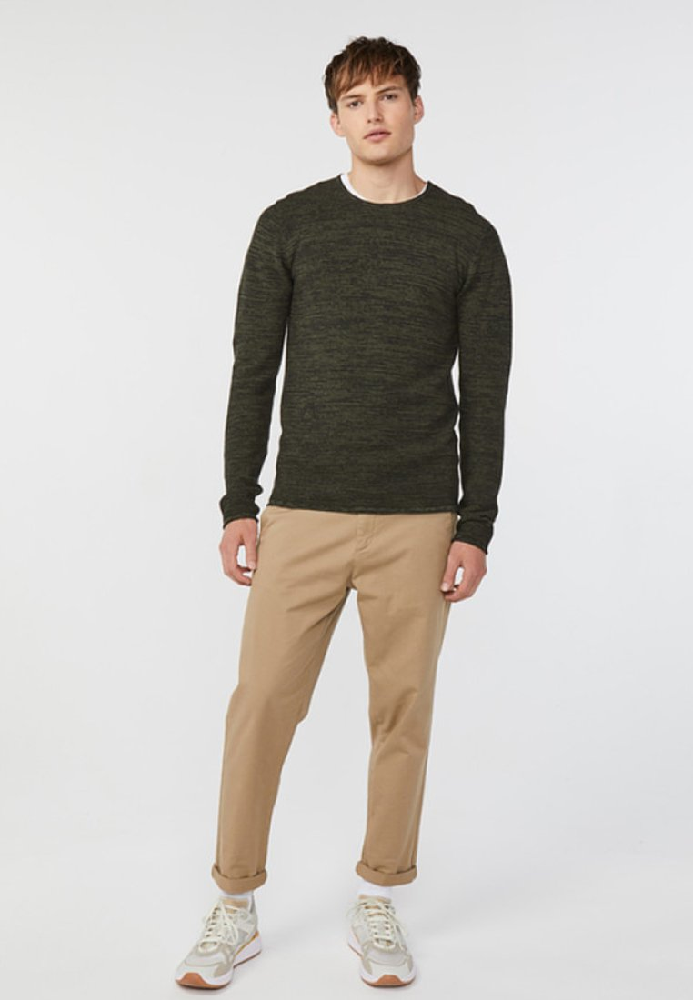 WE Fashion Pullover - army green