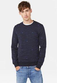 WE Fashion - Collegepaita - Navy blue - 0