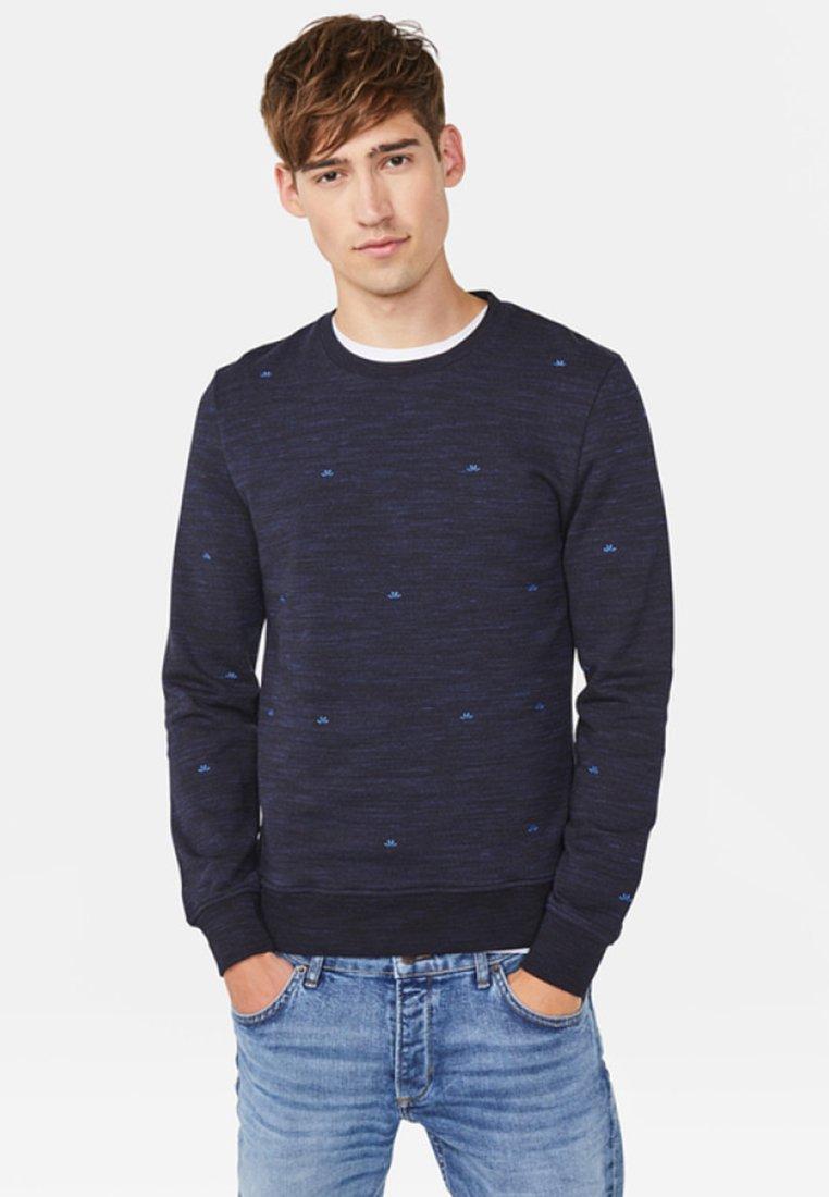 WE Fashion - Collegepaita - Navy blue