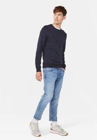 WE Fashion - Collegepaita - Navy blue - 1