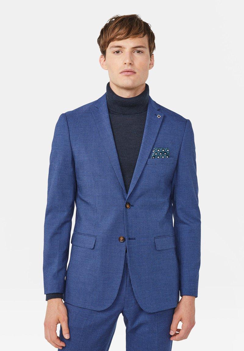 WE Fashion - SLIM FIT - Suit jacket - navy blue