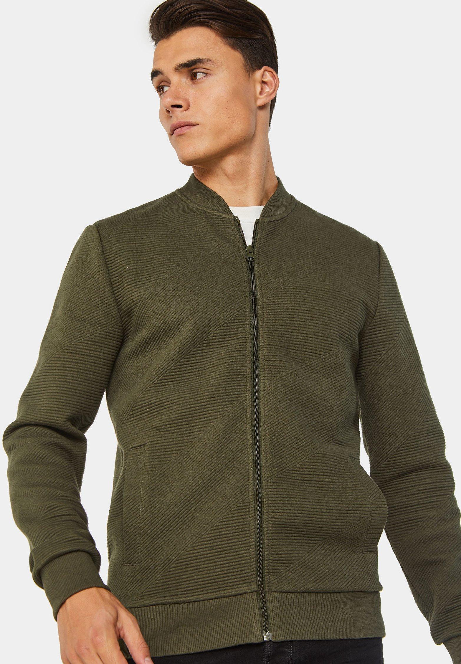 WE Fashion Cardigan - army green