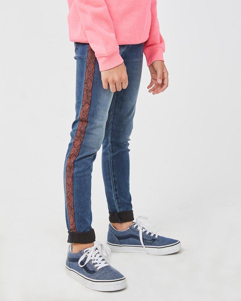 WE Fashion - Skinny-Farkut - blue