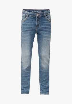 RELAXED FIT - Relaxed fit jeans - dark blue