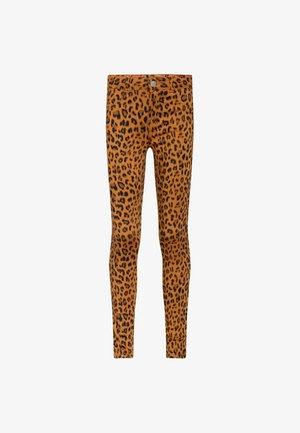Jeans Skinny - brown