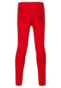 WE Fashion - MEISJES  - Legging - light red - 1