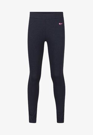 MEISJES  - Leggings - Trousers - dark blue