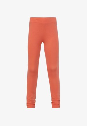WE FASHION MEISJES SKINNY FIT LEGGING - Legging - coral pink
