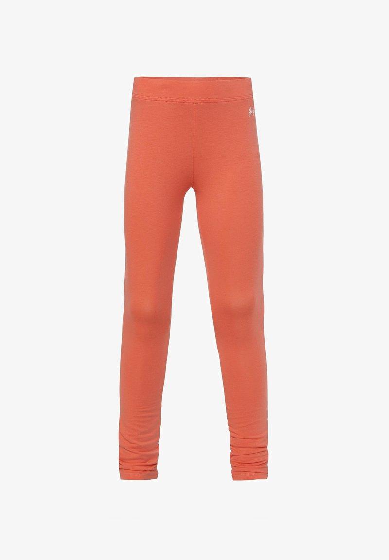 WE Fashion - SKINNY FIT - Legging - coral pink