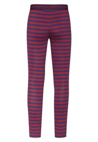 WE Fashion - WE FASHION MEISJES STREEP DESSIN LEGGING - Legging - vintage red - 3