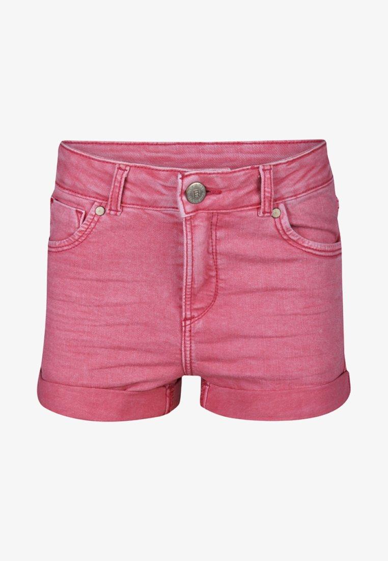 WE Fashion - Denim shorts - pink