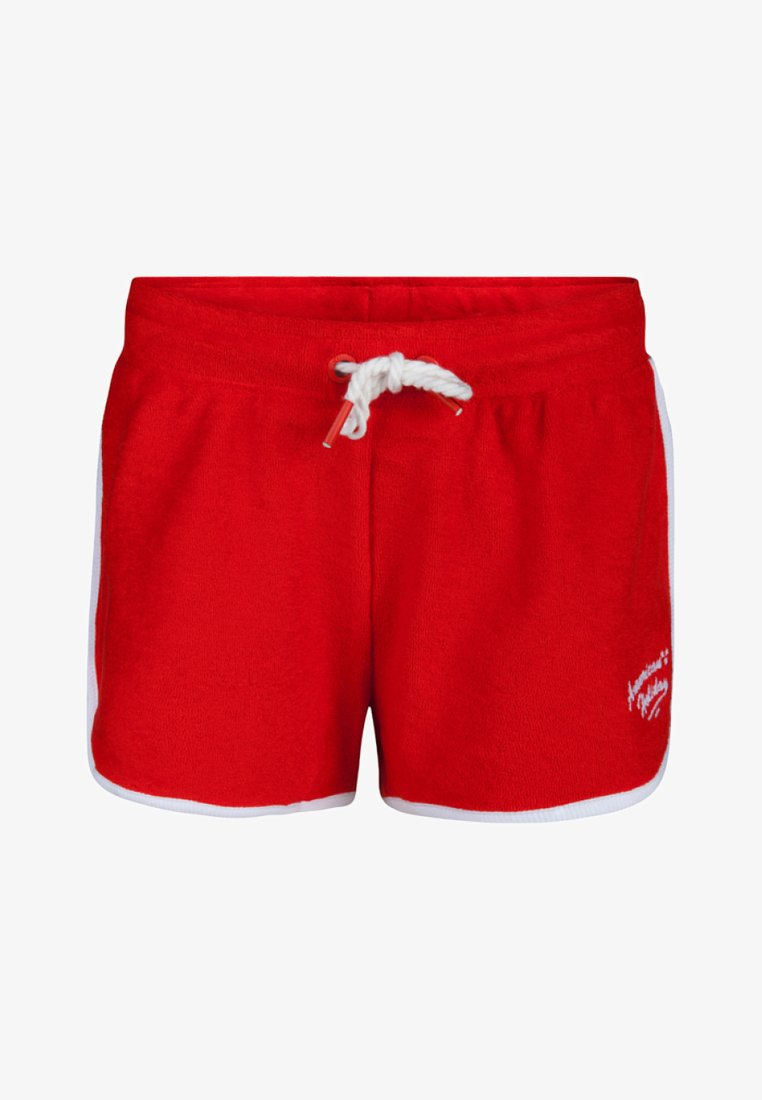WE Fashion - AMERICAN HOLIDAY  - Short - red