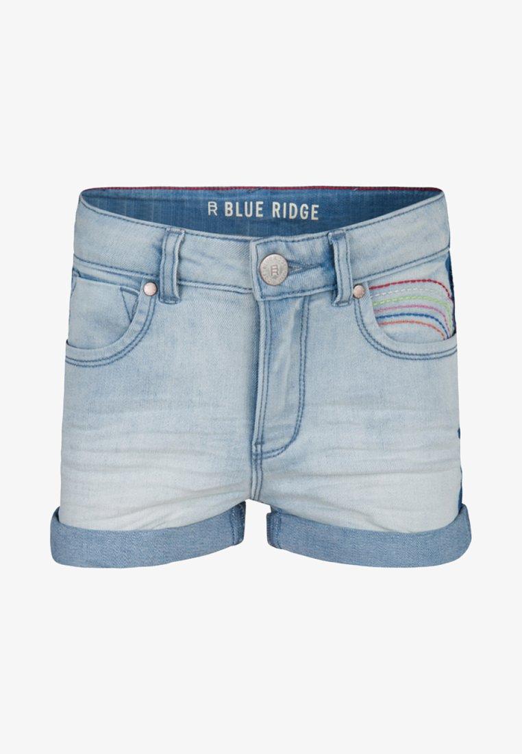 WE Fashion - Jeans Shorts - light blue