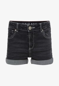 WE Fashion - Jeansshort - black - 0