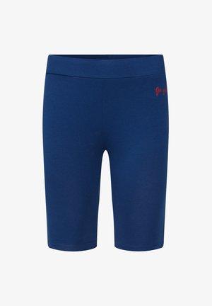 WE FASHION MÄDCHENSHORTS - Shorts - blue