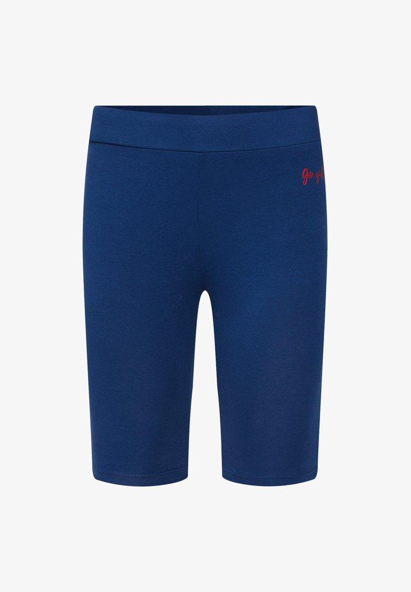 WE Fashion - WE FASHION MÄDCHENSHORTS - Shorts - blue