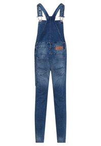 WE Fashion - MEISJES BOYFRIEND SALOPETTE - Salopette - blue - 1