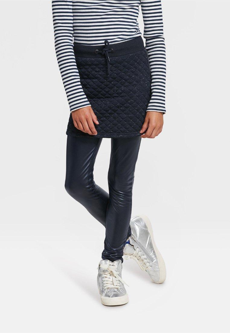 WE Fashion - MEISJES  - Jupe crayon - dark blue