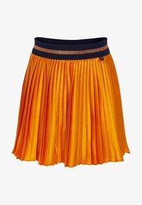 WE Fashion - A-line skirt - orange - 0