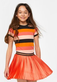 WE Fashion - WE FASHION MÄDCHEN-FALTENROCK - A-line skirt - coral pink - 2