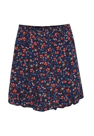 MET DESSIN - A-line skirt - dark blue
