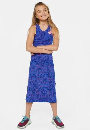 WE FASHION MEISJES JURK MET DESSIN - Korte jurk - all-over print
