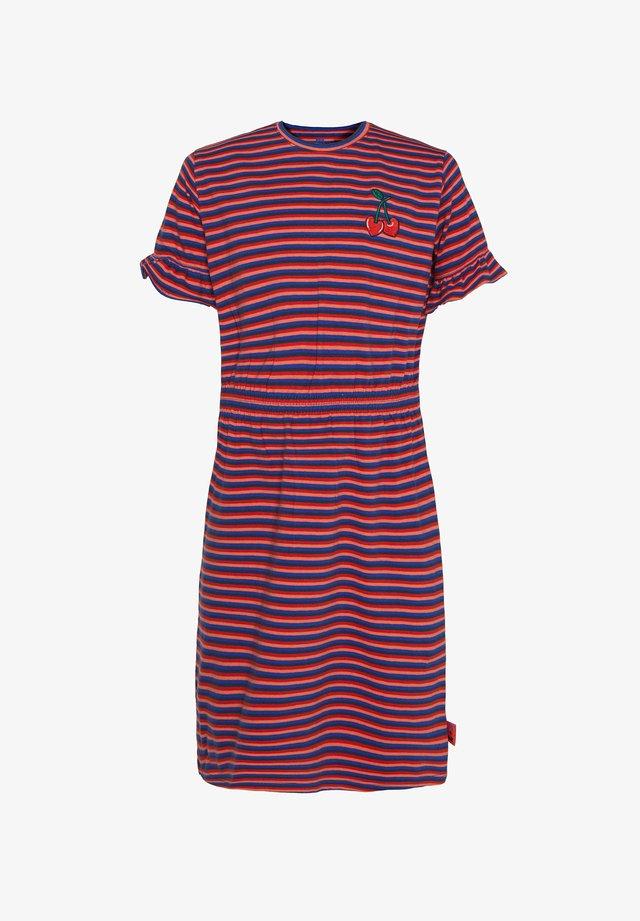 Korte jurk - multi-coloured