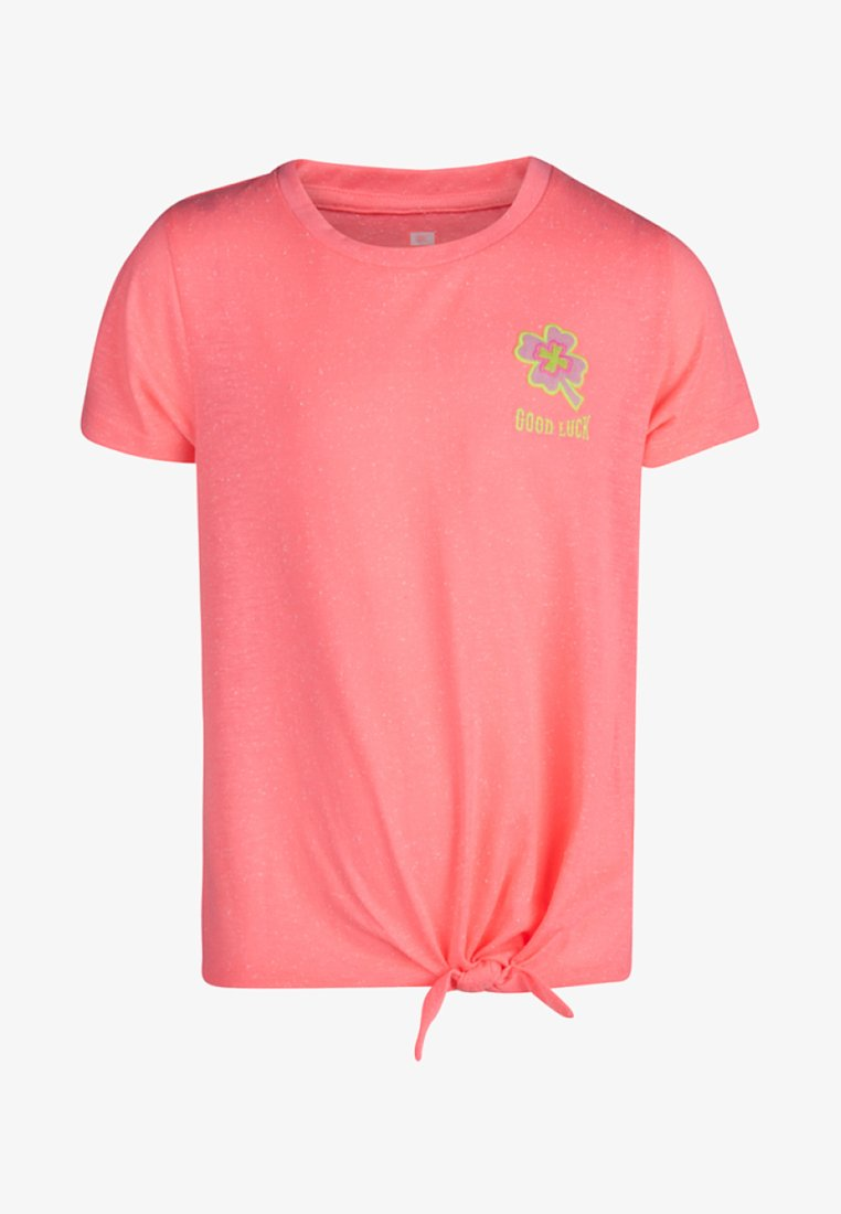 WE Fashion - Print T-shirt - pink