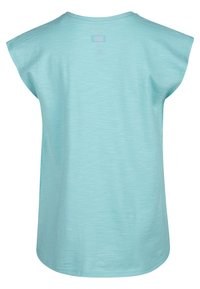 WE Fashion - T-shirt con stampa - turquoise - 1