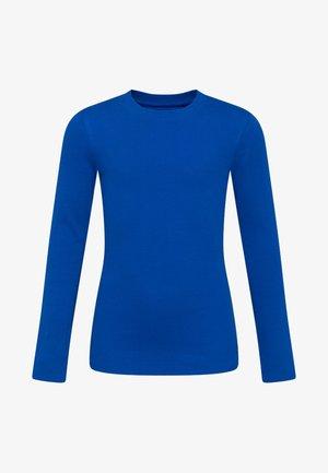 Pitkähihainen paita - cobalt blue