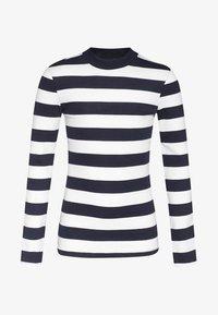 WE Fashion - T-shirt à manches longues - dark blue - 0
