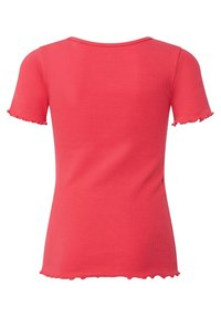 WE Fashion - T-shirt basic - pink - 1