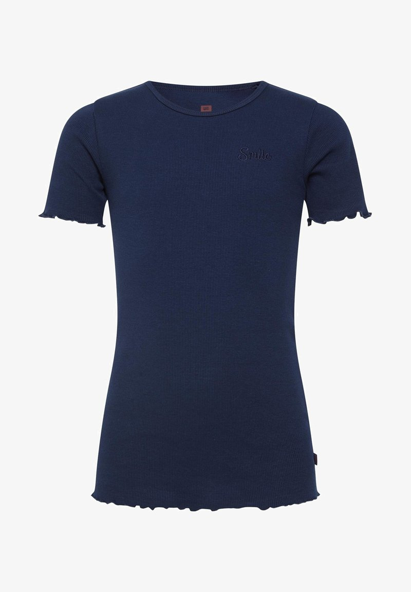 WE Fashion - Print T-shirt - dark blue