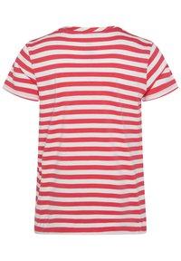 WE Fashion - Print T-shirt - pink - 1