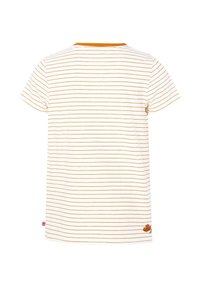 WE Fashion - T-shirt con stampa - orange - 3