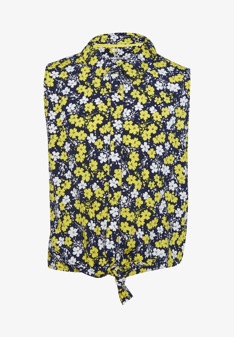 WE Fashion - Bluse - bright yellow