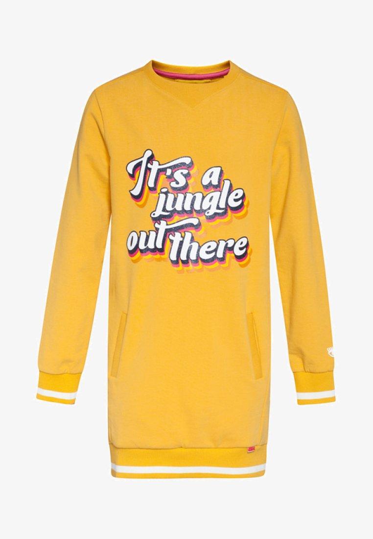 WE Fashion - Freizeitkleid - ochre yellow