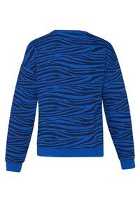 WE Fashion - ZEBRADESSIN  - Sweatshirt - blue - 1