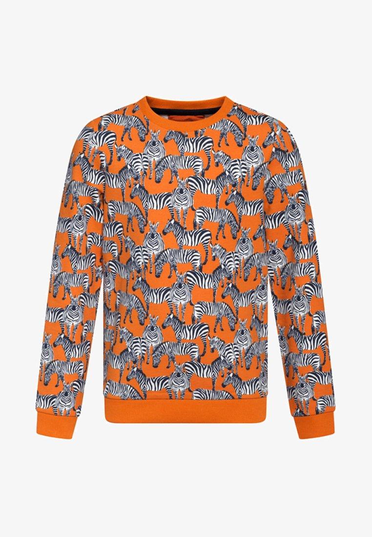 WE Fashion - Sweatshirt - orange