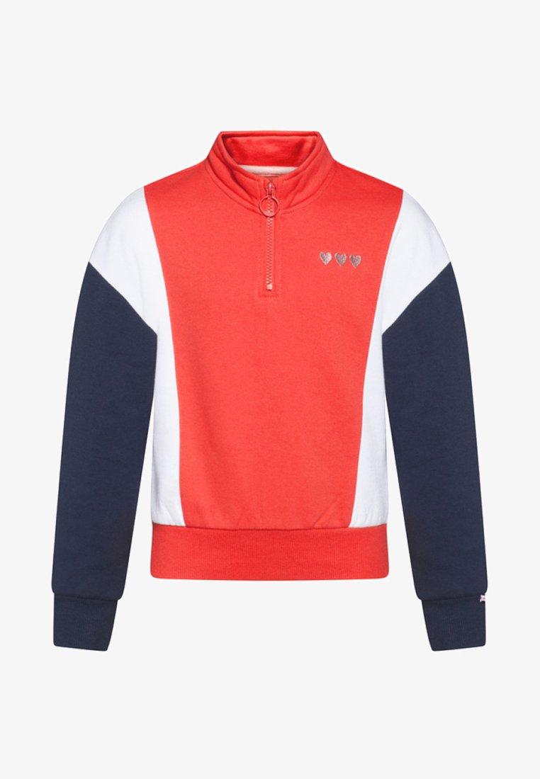 WE Fashion - Sweatshirt - bright red