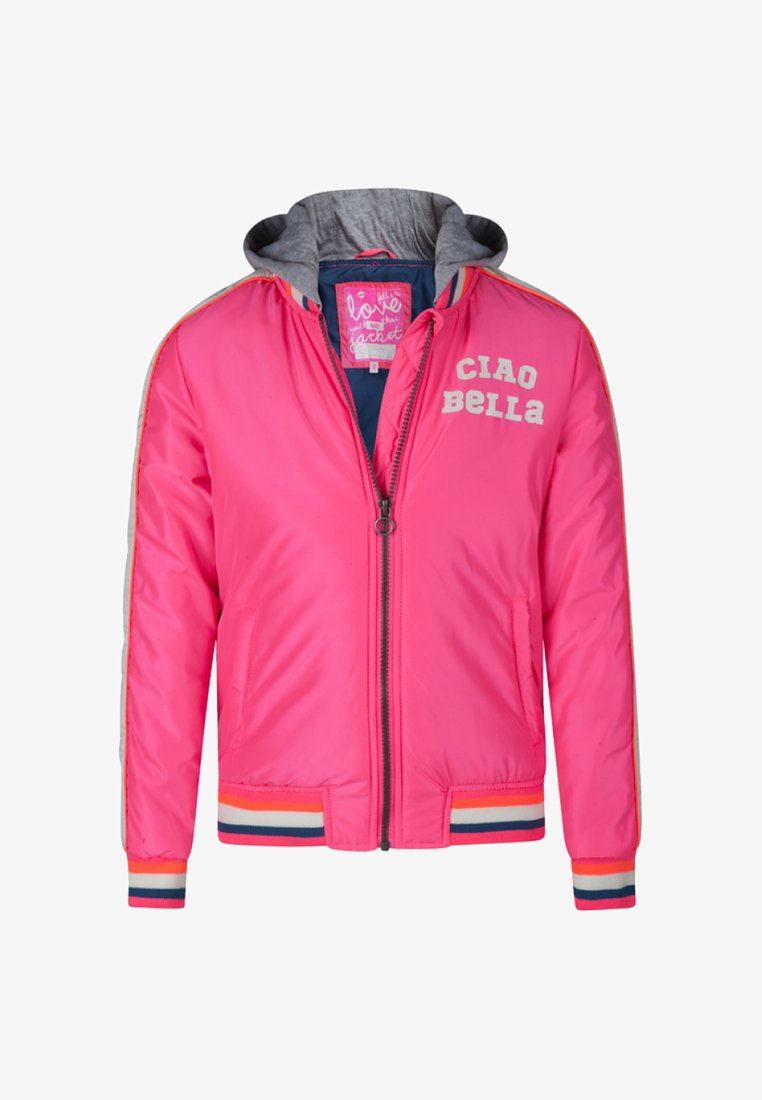 WE Fashion - Blouson Bomber - pink