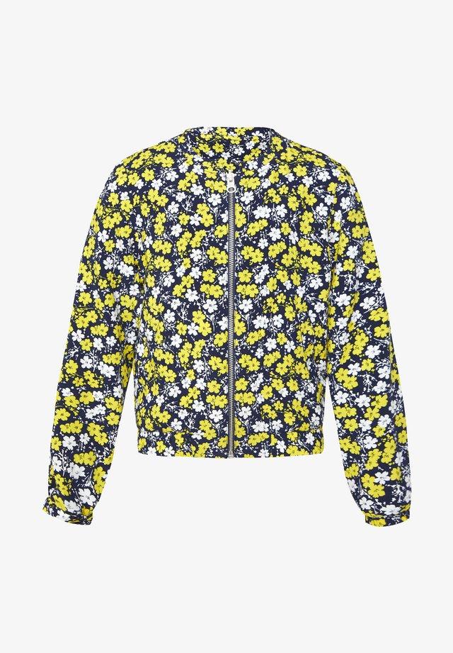 Giubbotto Bomber - yellow