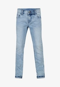 WE Fashion - Slim fit jeans - blue - 0