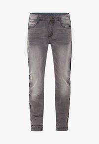 WE Fashion - Jeans Skinny Fit - dark grey - 0