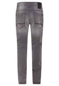 WE Fashion - Jeans Skinny Fit - dark grey - 1