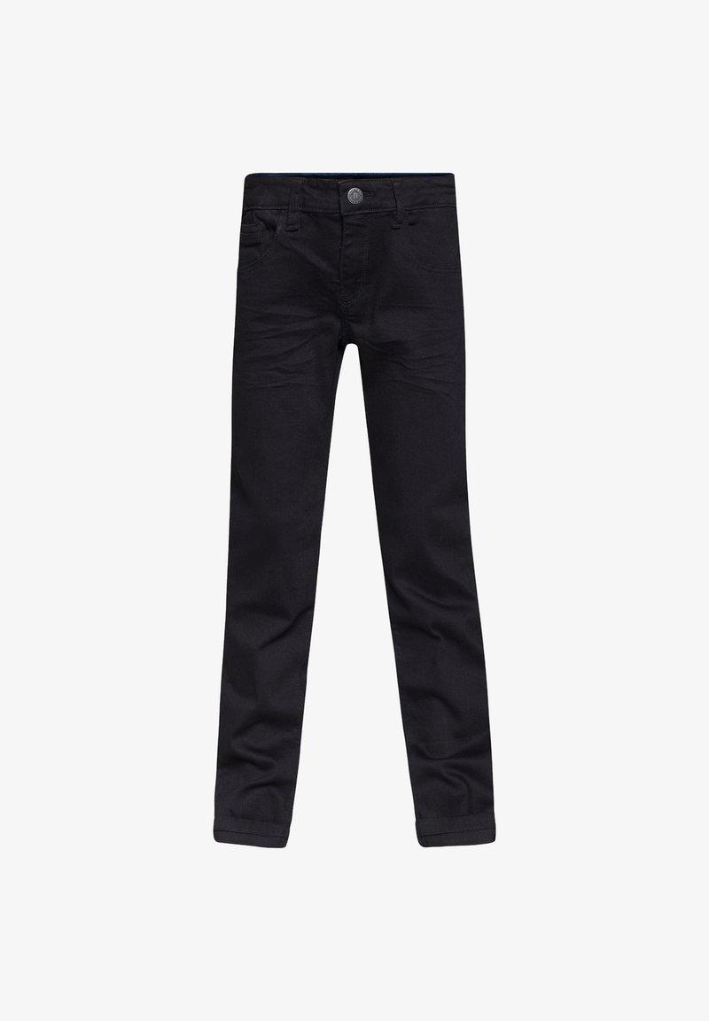 WE Fashion - Straight leg -farkut - black