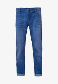 WE Fashion - JONGENS - Straight leg jeans - blue - 0