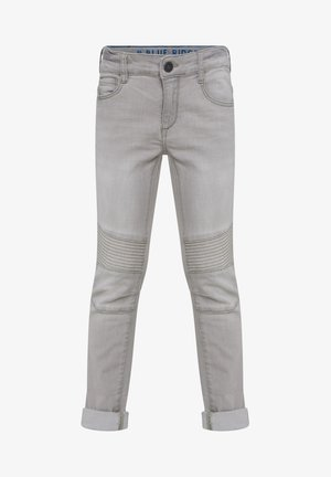 Vaqueros pitillo - light grey