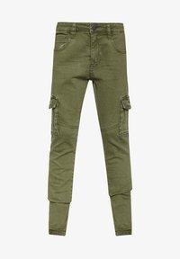 WE Fashion - Reisitaskuhousut - army green - 0
