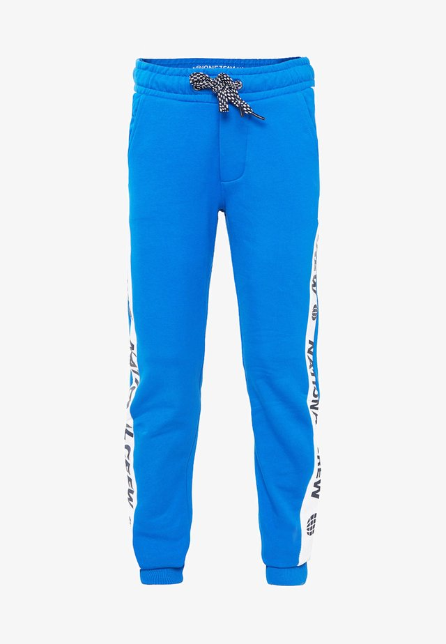 Tracksuit bottoms - bright blue